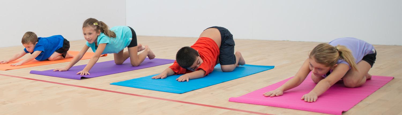 Worshops Kinderyoga Eindhoven yogini